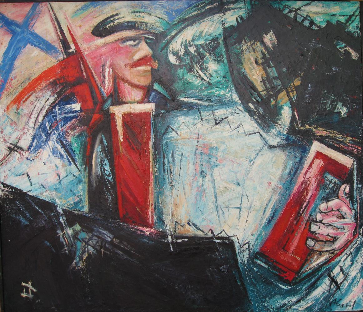 Yuri Vasilyevich Kozyrev (Avant). Sea wolf