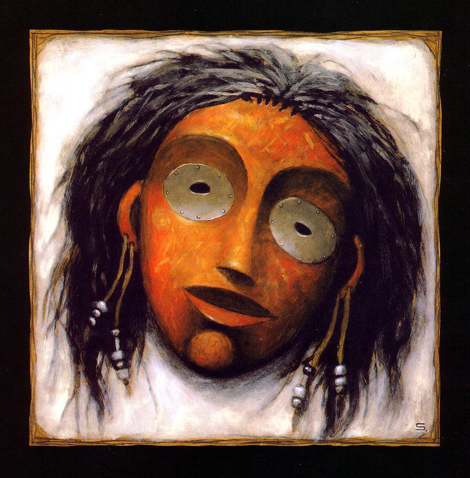 David Shannon. Face