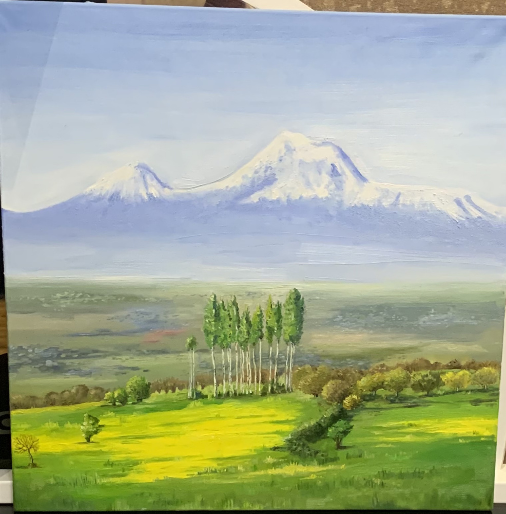 KK. Гора Арарат