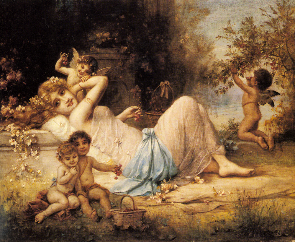 Ханс Затска. Венера