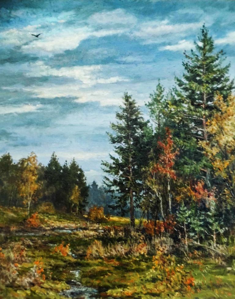 Victor Vladimirovich Kuryanov. Wilderness