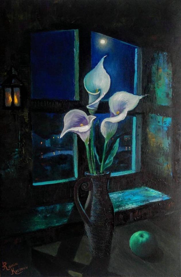 Ramin Kerimov. Night Talk