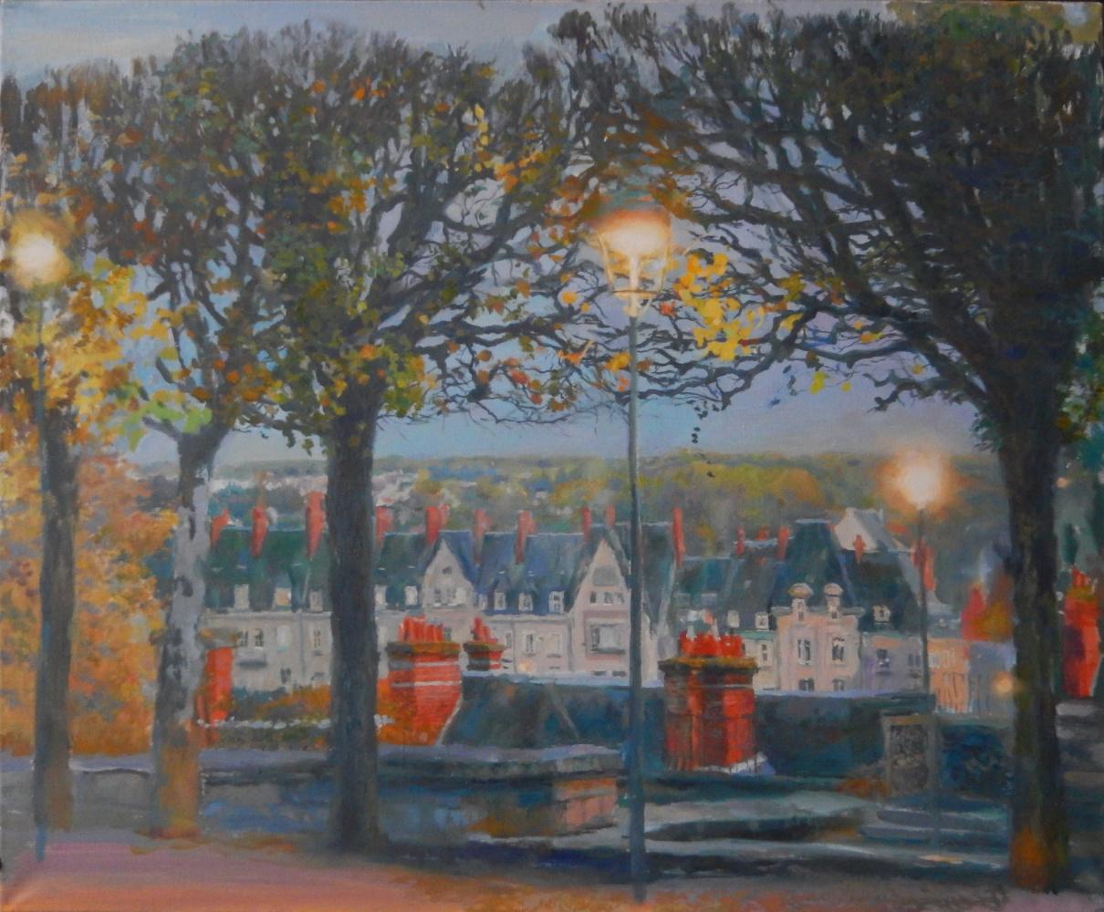 Dmitry Nayda. Blois