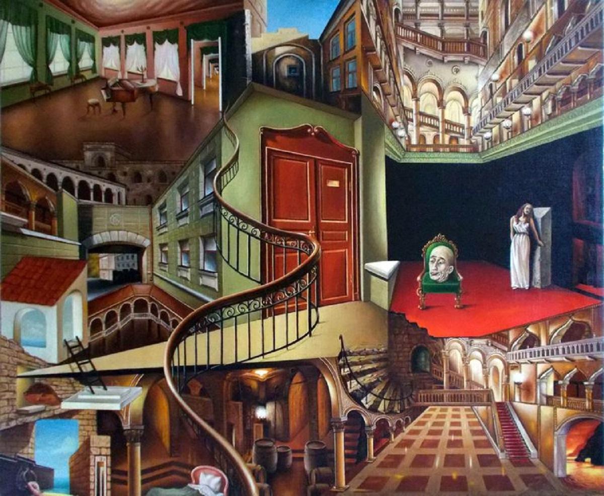 "Vladimir Vasilyevich Abaimov. Bad apartment (""Master and Margarita"")"