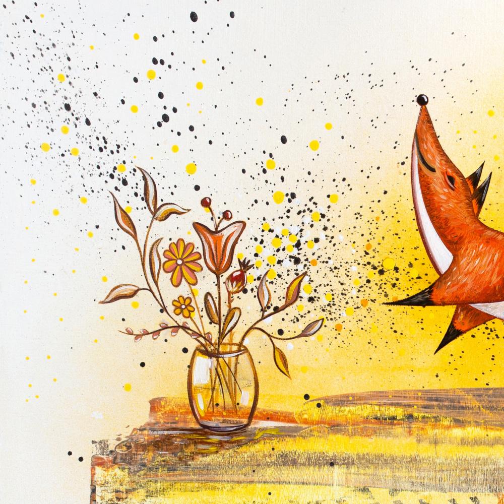Лисичкина радость