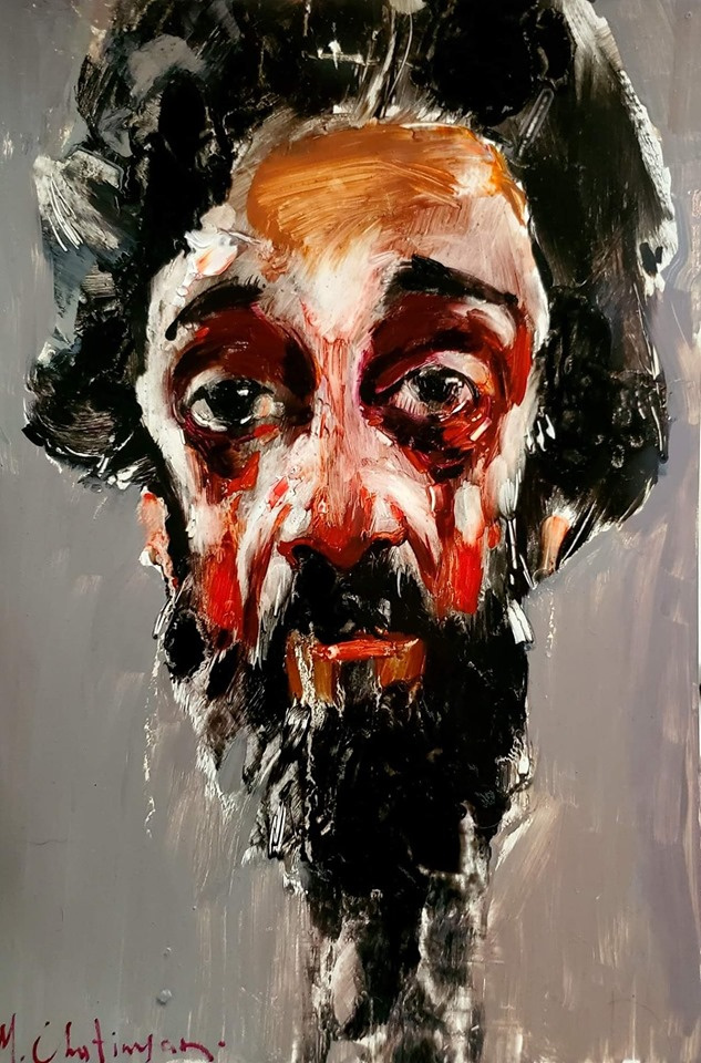Mher Chatinyan. Portrait of a madman
