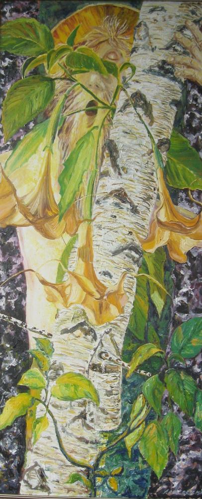 Виолончелист любитель березового сока