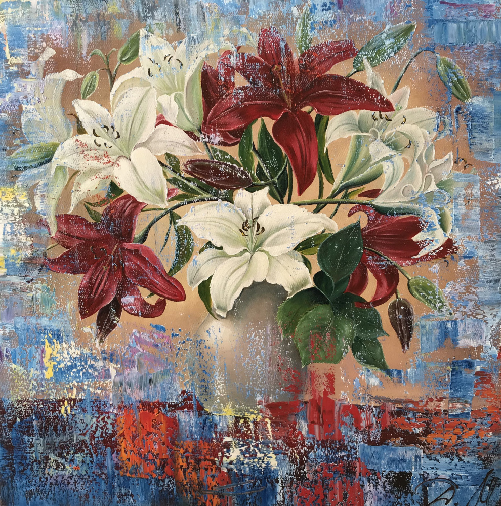 Диана Владимировна Маливани. Lilies