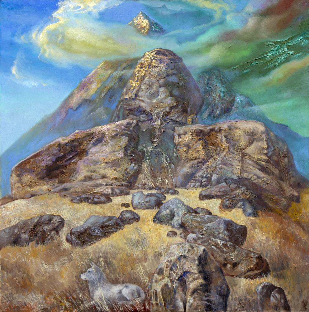Rinat Salimzyanovich Khanafeev. Wolf mountain