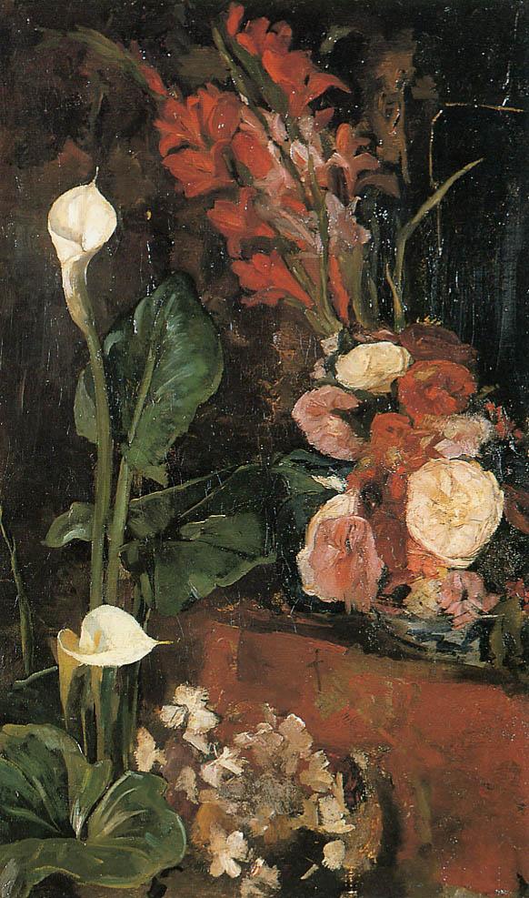 Georg Hendrik Breitner. Flowers