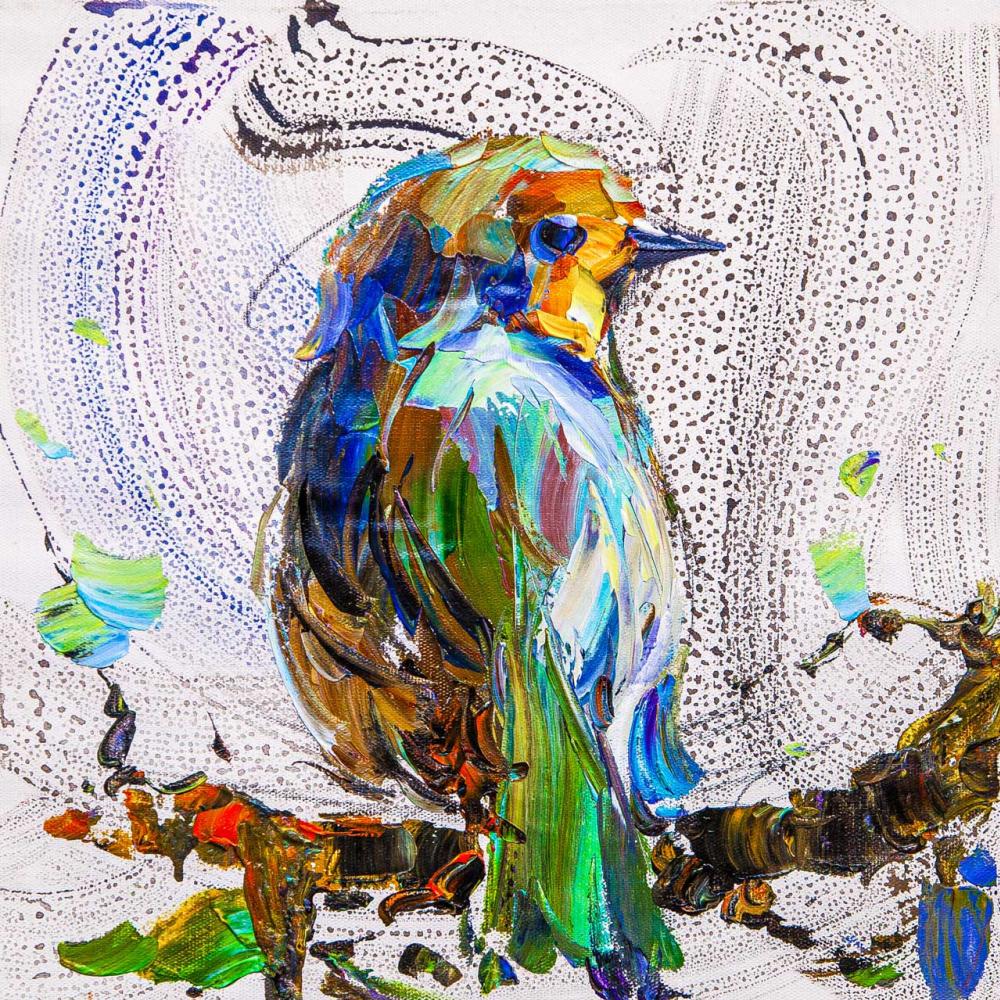 Jose Rodriguez. Райская птичка