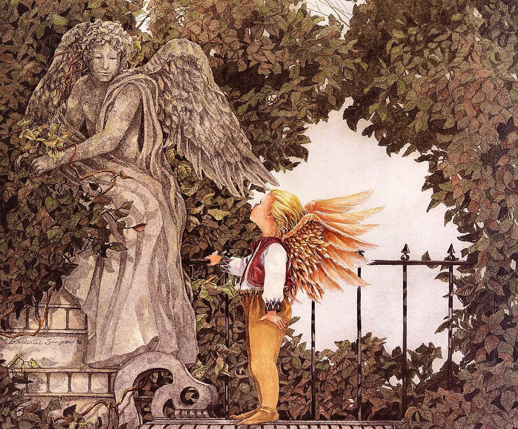Catherine Simpson. Angel