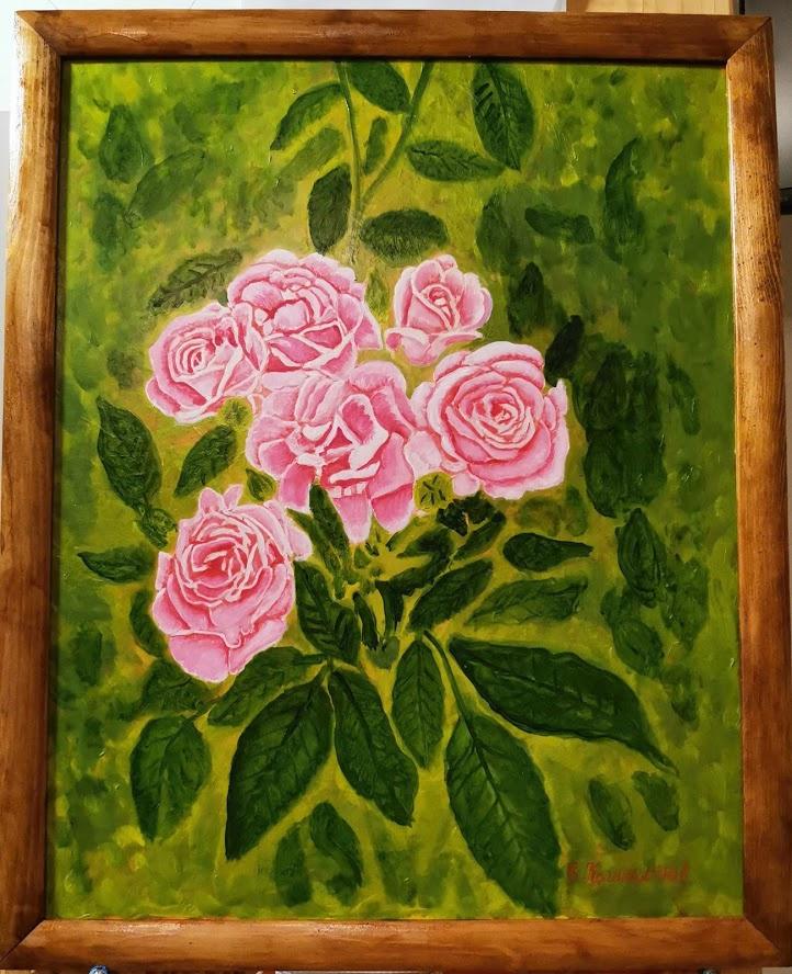 Vyacheslav Kolikcionov. Roses