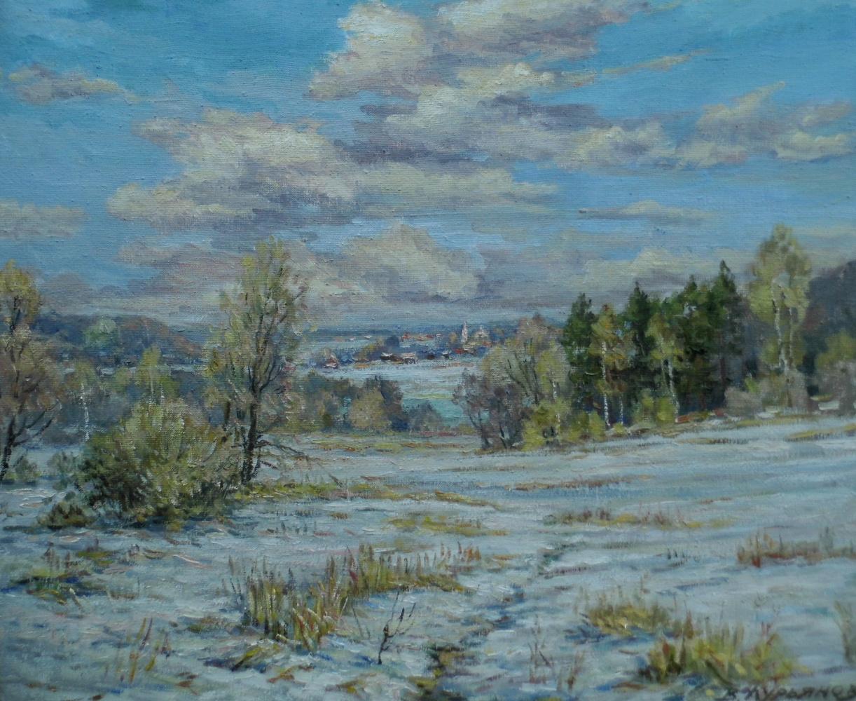 Victor Vladimirovich Kuryanov. Away from the roads