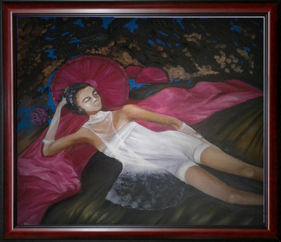 Uliana Lvova Mikhailovna Monteg. Expectation