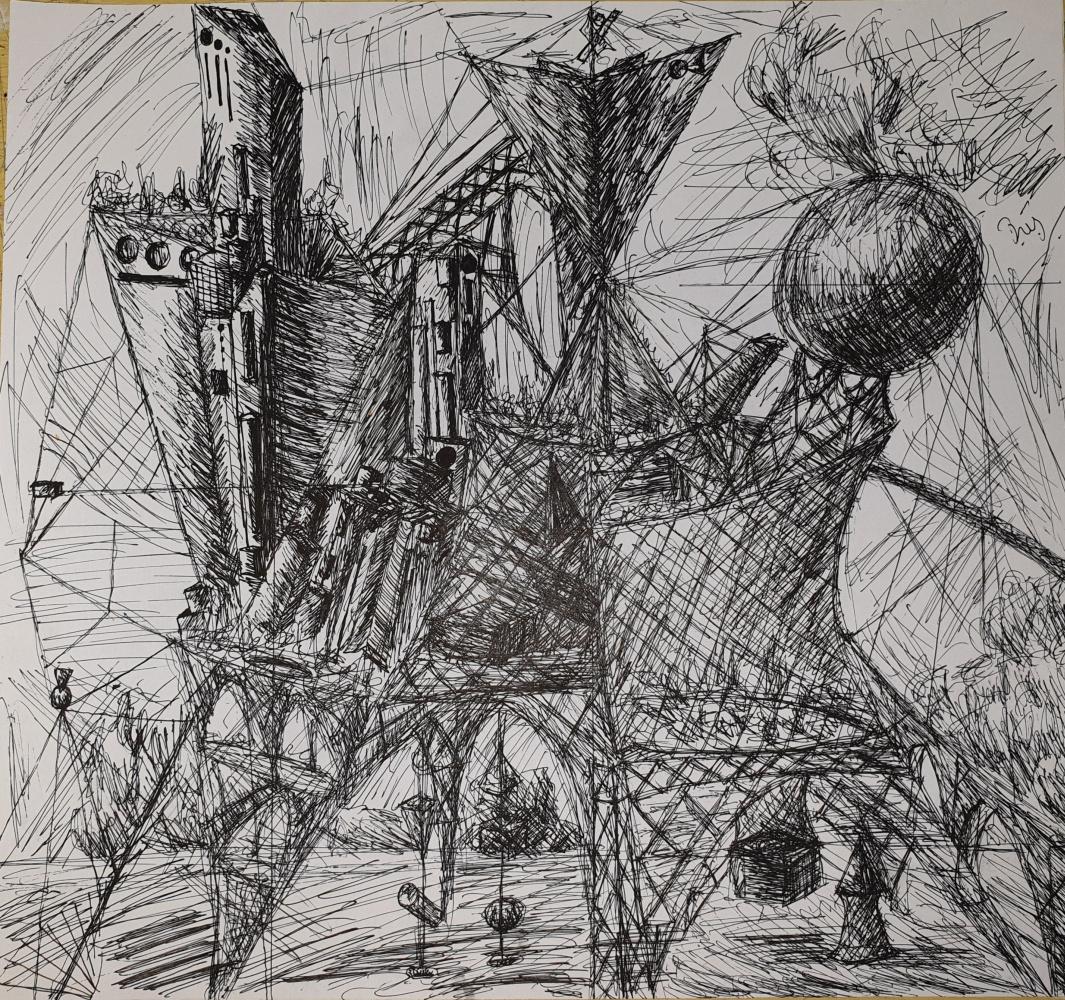 Ruslan Shakirov. Architectonics