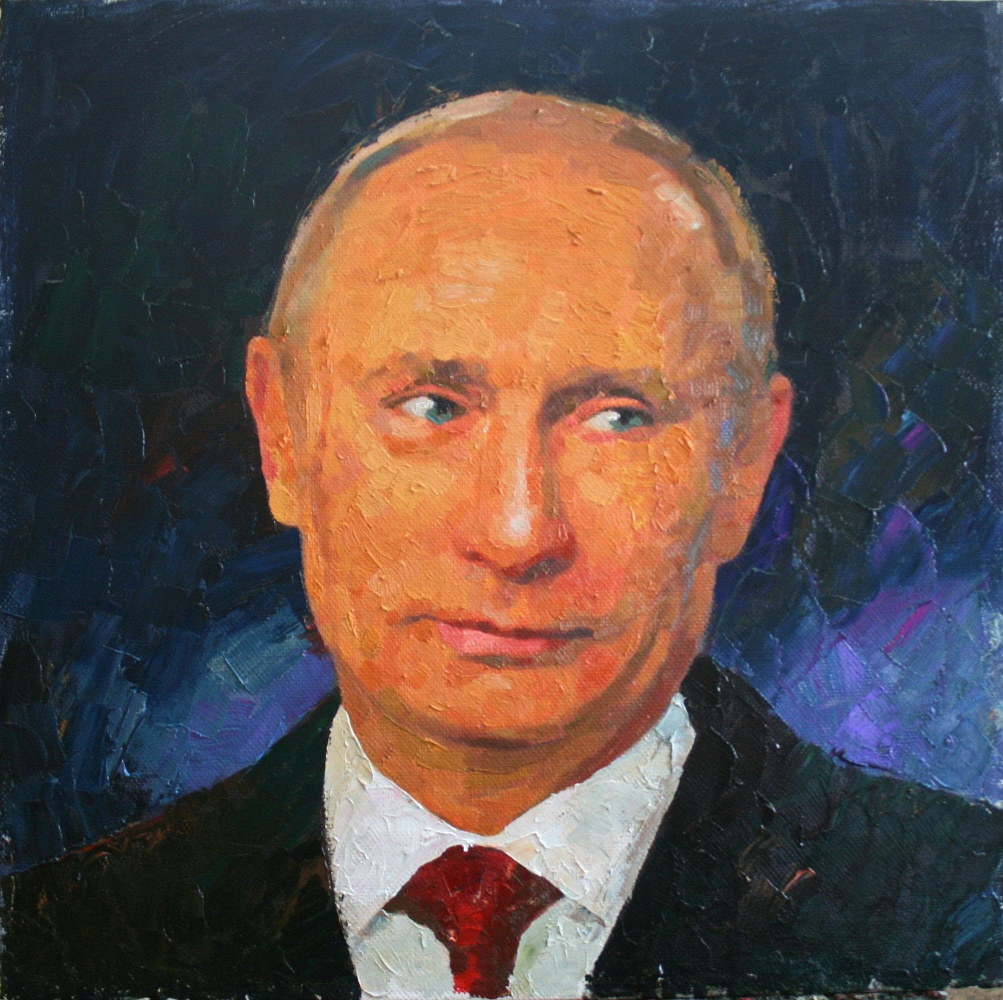 Михаил Рудник. Putin