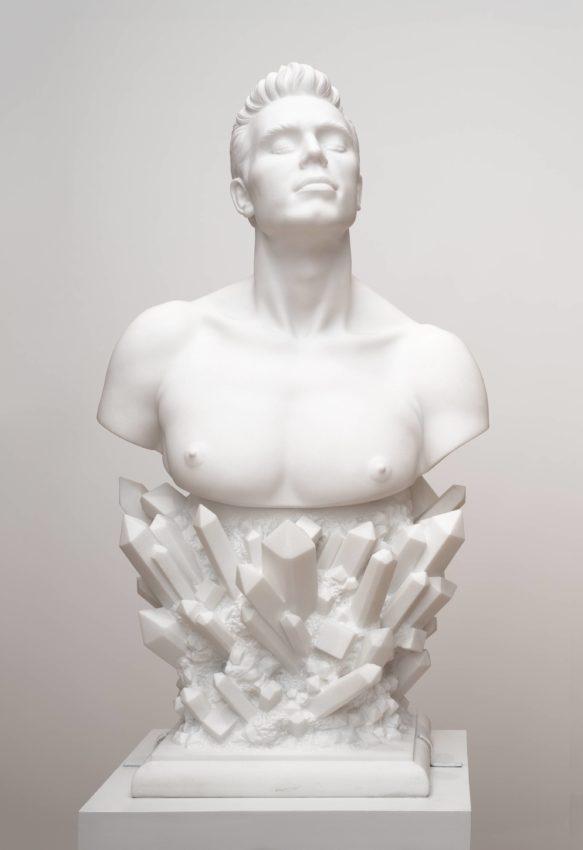 Jeff Koons. Self-portrait