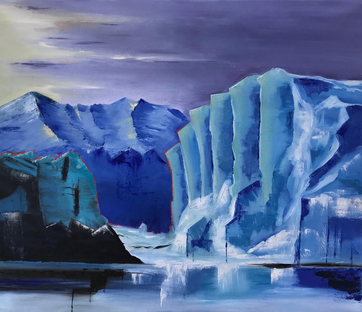 Anna Biei. Антарктика