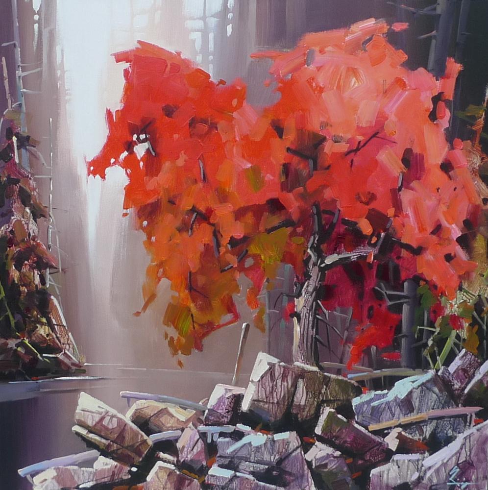 Bi Yang Cheng. Red Season