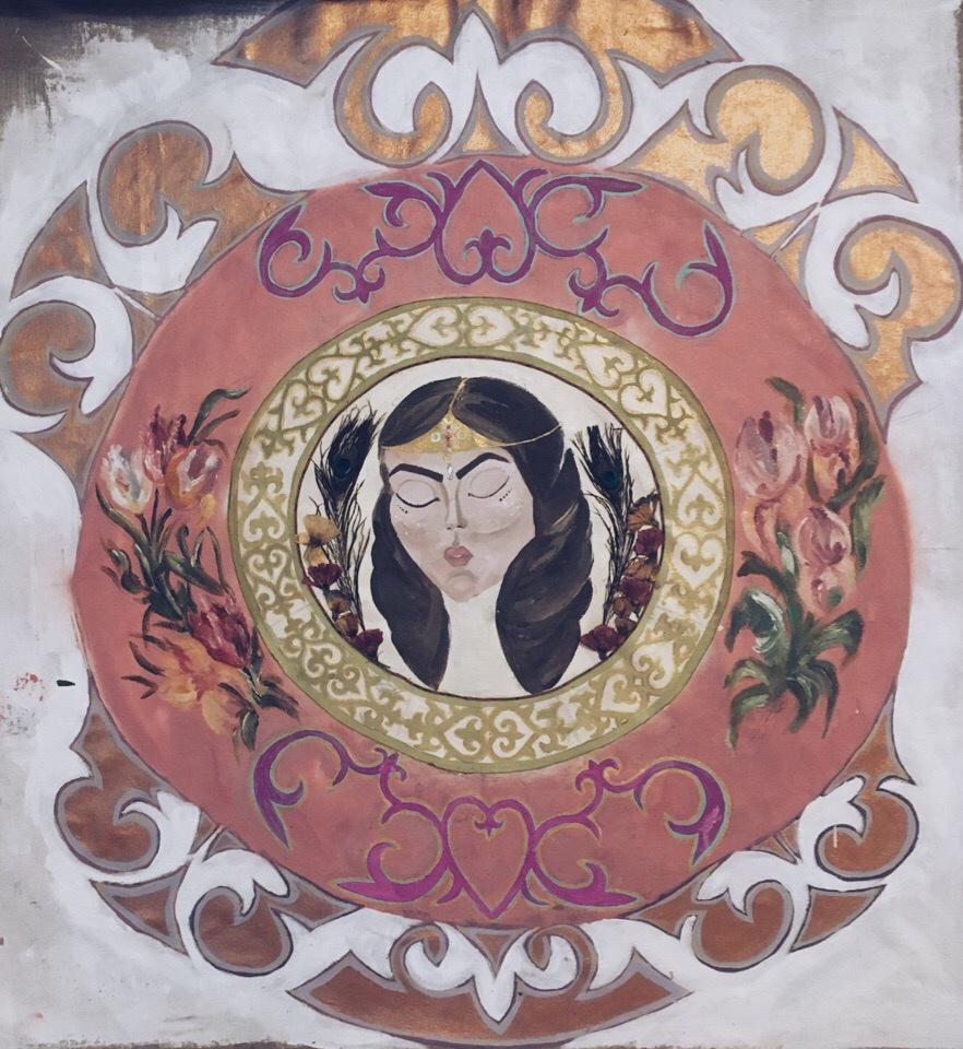 Неизвестный художник. Царица Тамирис
