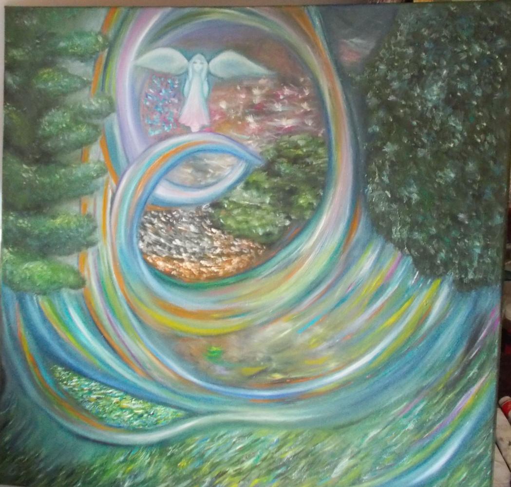 Irina Pavlovna Alekseeva. Spirits of nature