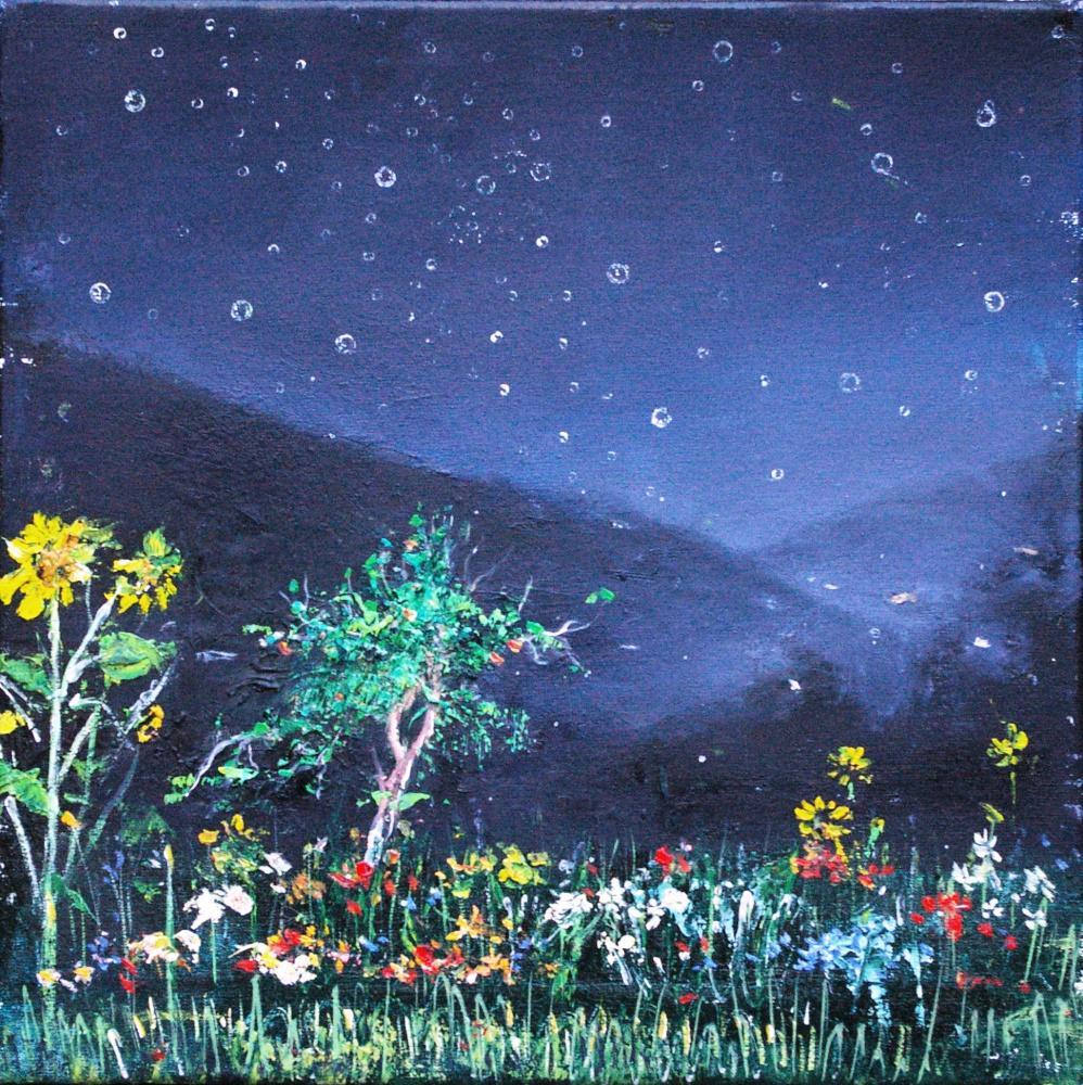 Наталия Багацкая. Night in the Garden