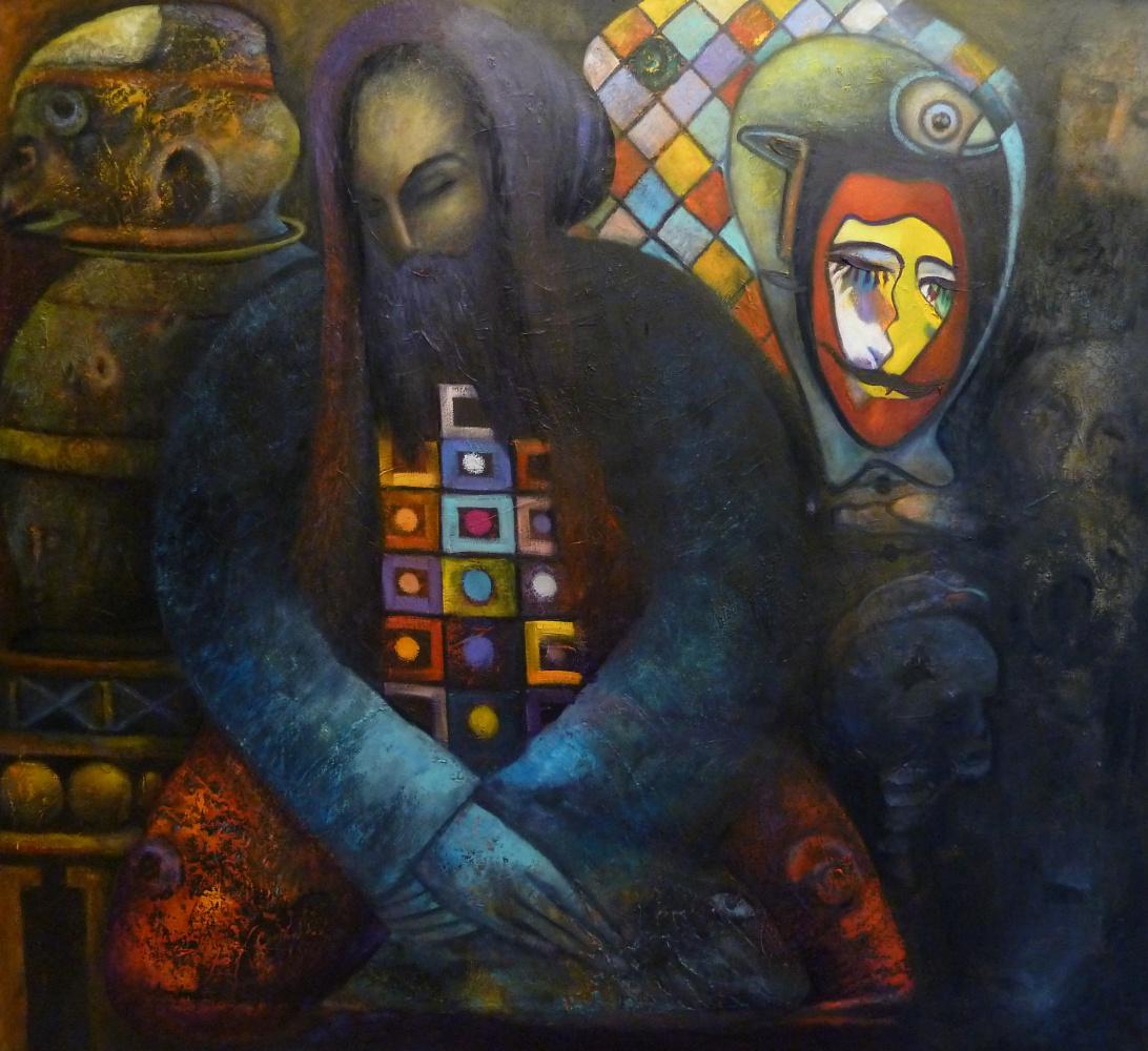 Andrey Karablin. The wizard