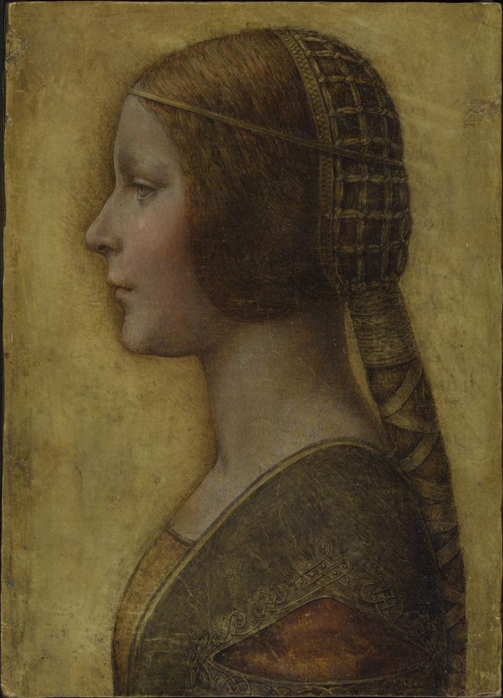 Леонардо да Винчи. Прекрасная принцесса