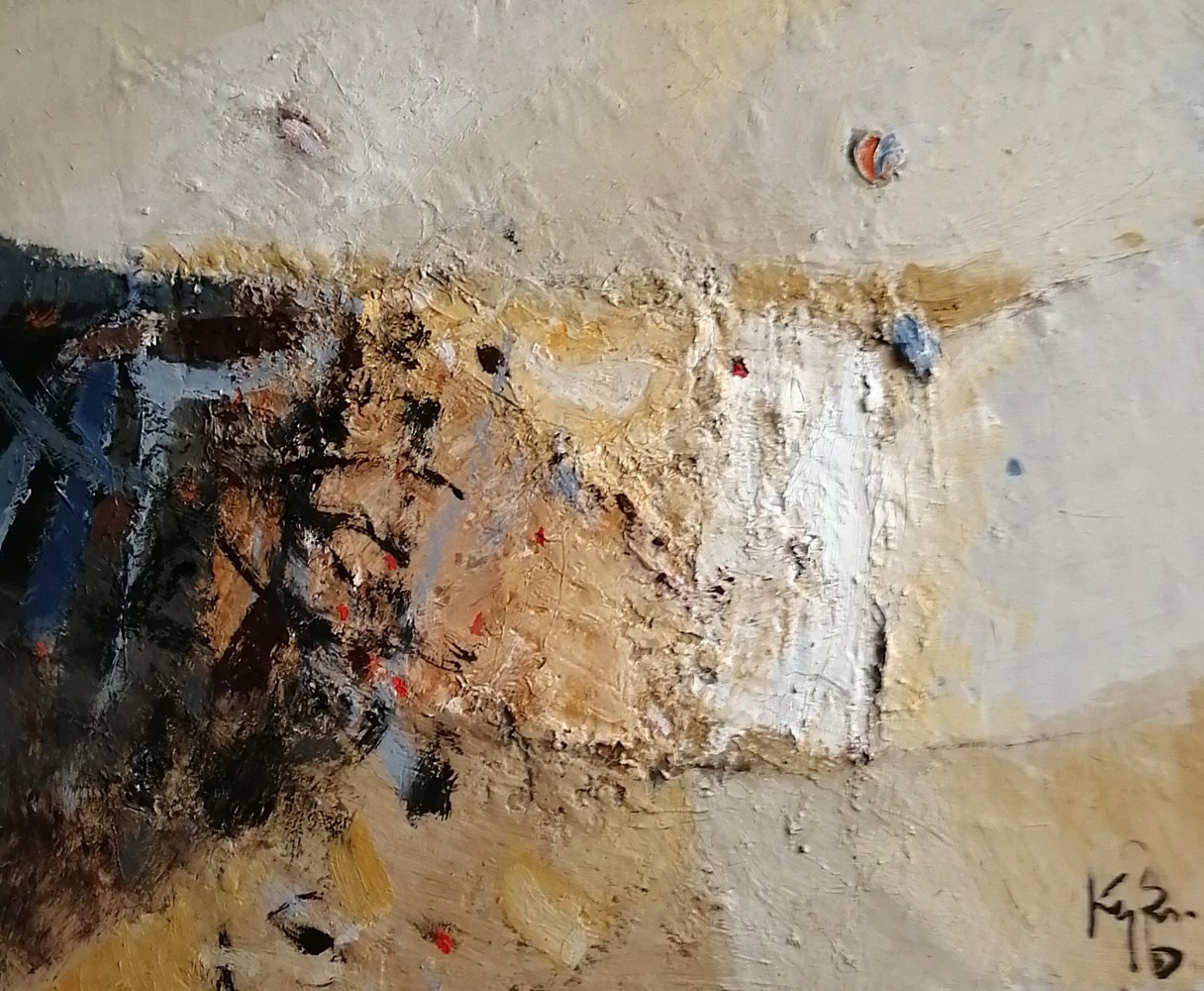 Anatoly Vasilyevich Kuznetsov. Composition-4