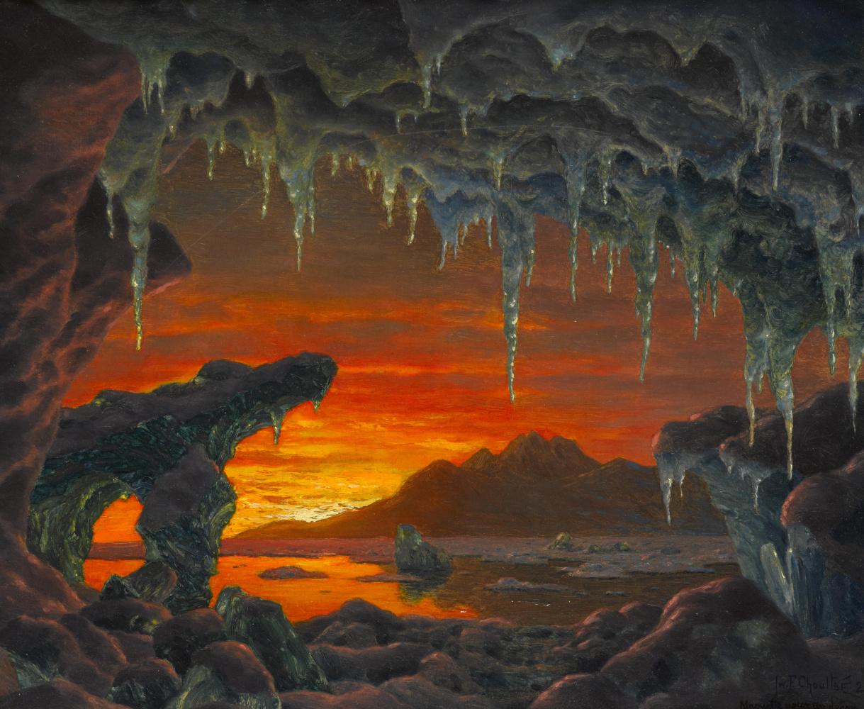 Ivan Choultsé. Arctic grotto