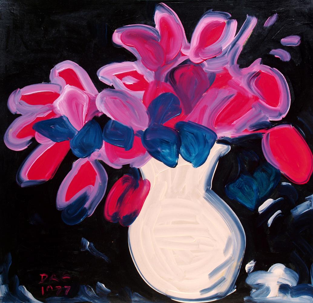 Alexander Ocher Kandinsky-DAE. Tulips