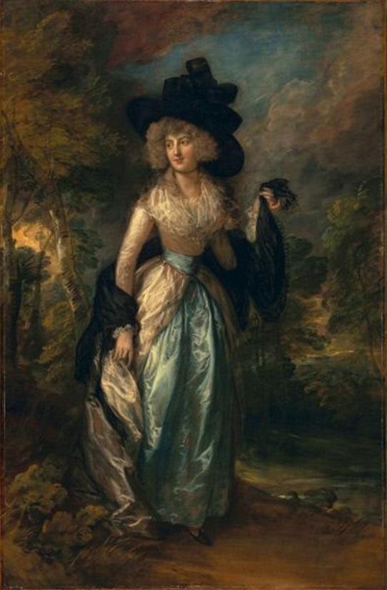 Thomas Gainsborough. Julian Howard, Baroness Peter