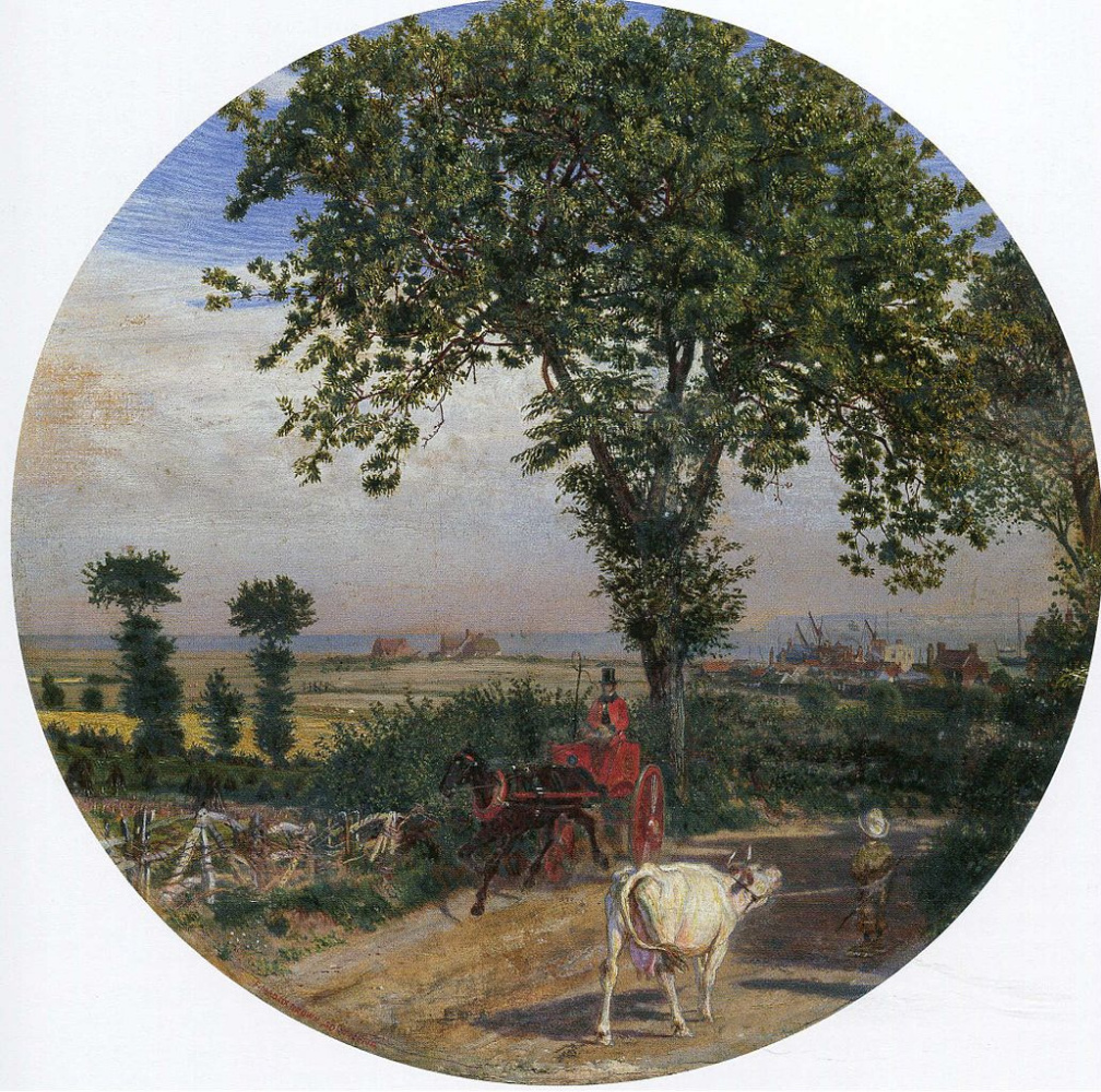 Ford Madox Brown. Southend, Essex