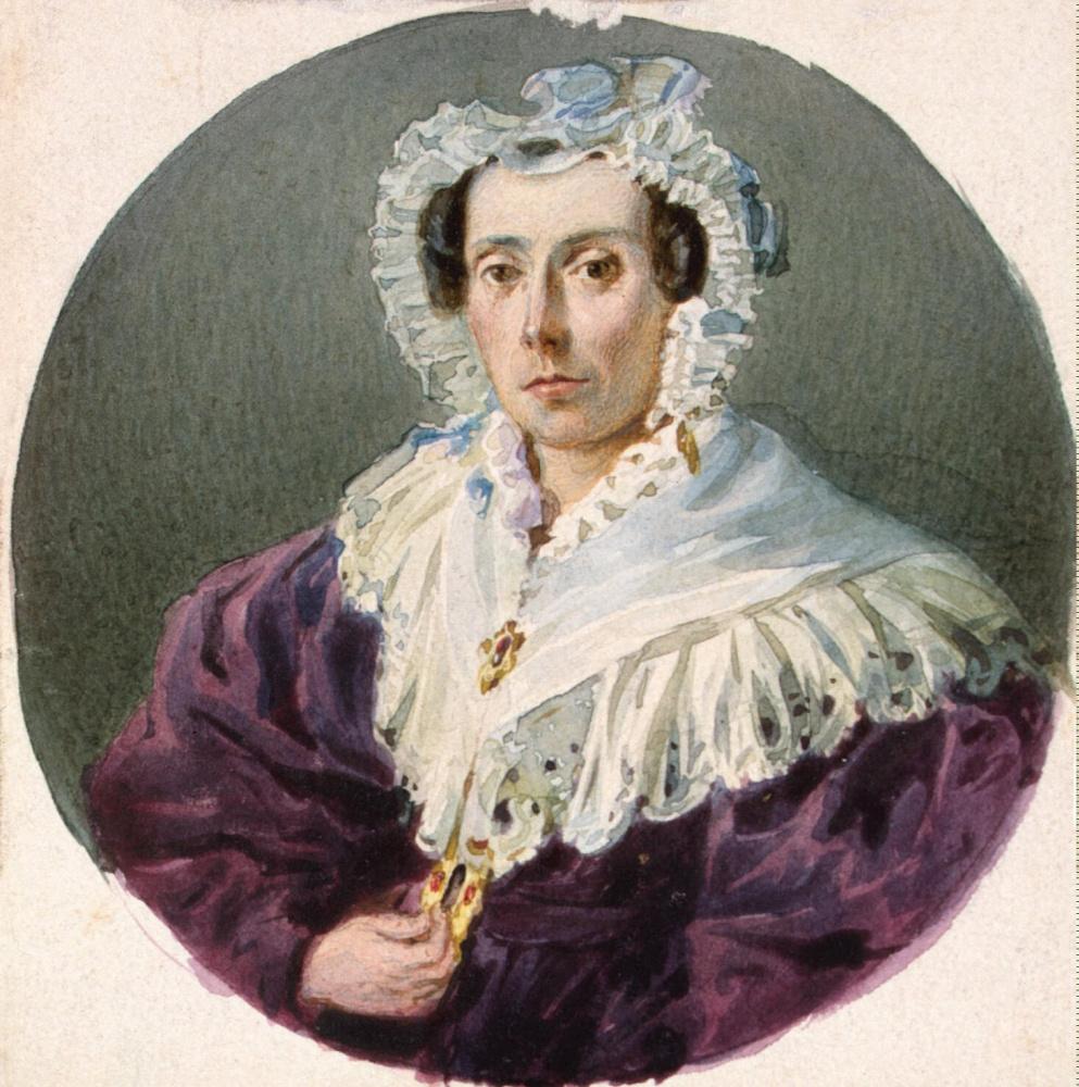 Луиджи Премацци. Женский портрет