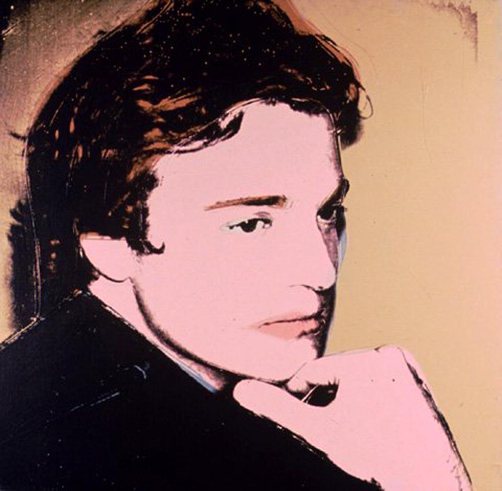 Andy Warhol. Portrait Of Jamie Wyeth