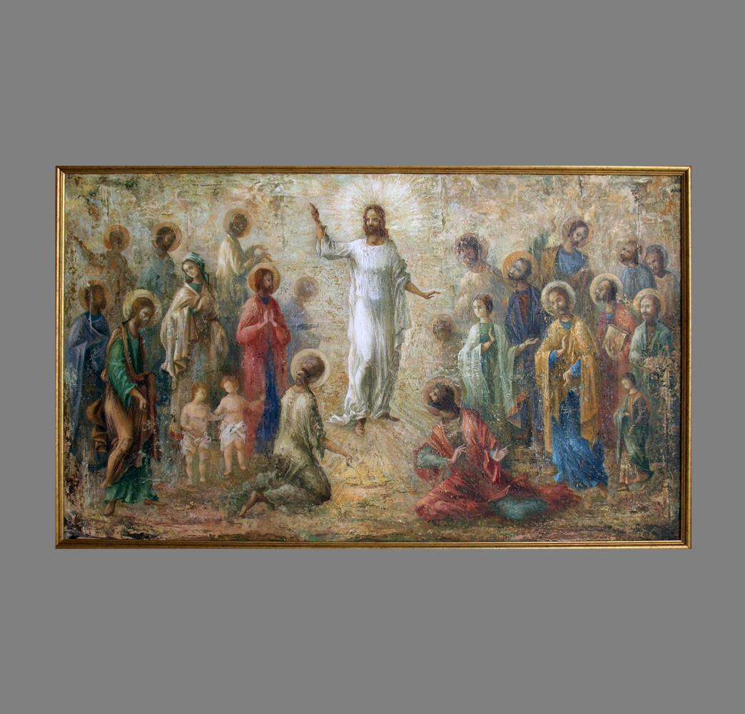 Автандил Невроевич Накашидзе (Кутубидзе). Sermon on the Mount