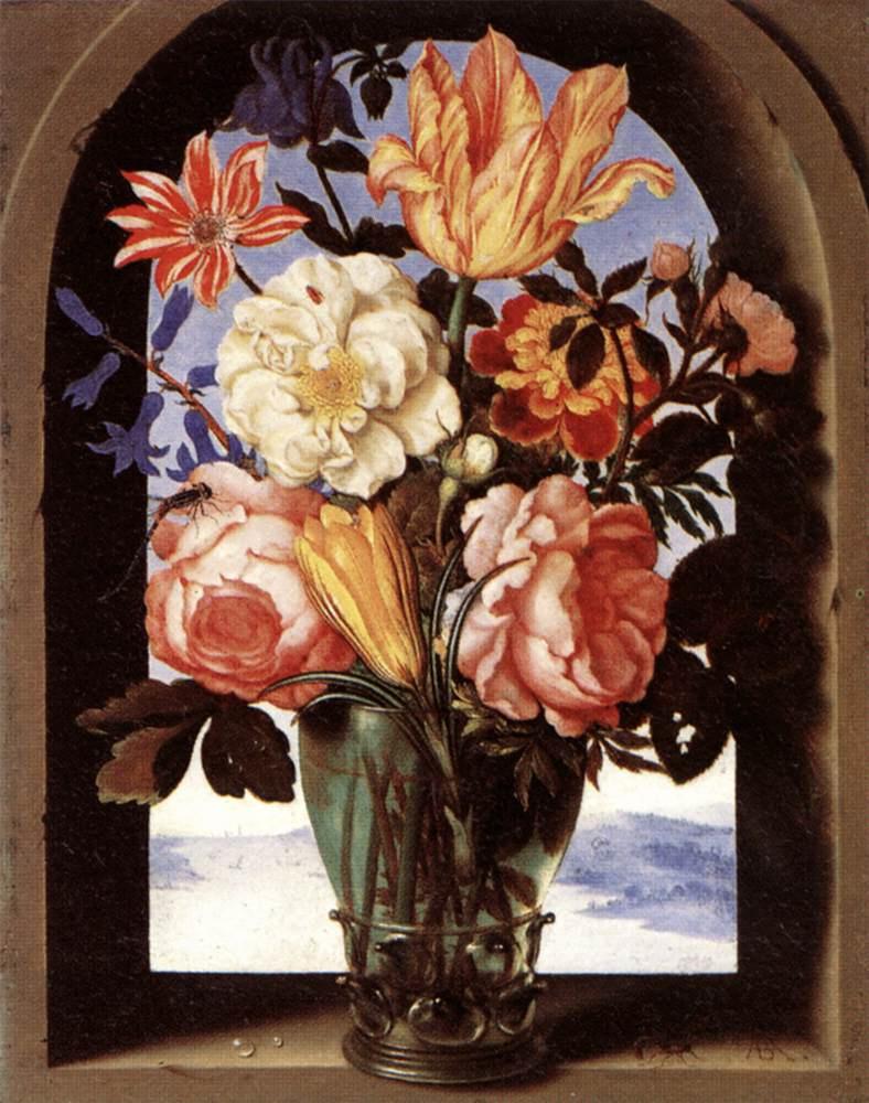Ambrosius Boshart Elder. Bouquet