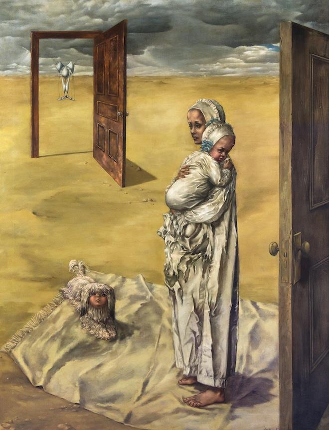 Dorothea Tanning. Motherhood