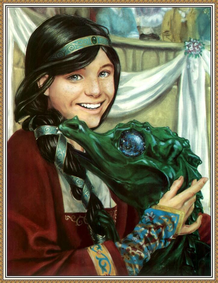 Robin Wood. Green dragon