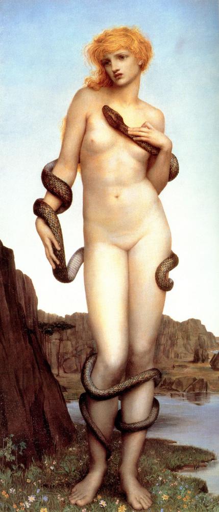 Эвелин де Морган. Кадм и Гармония