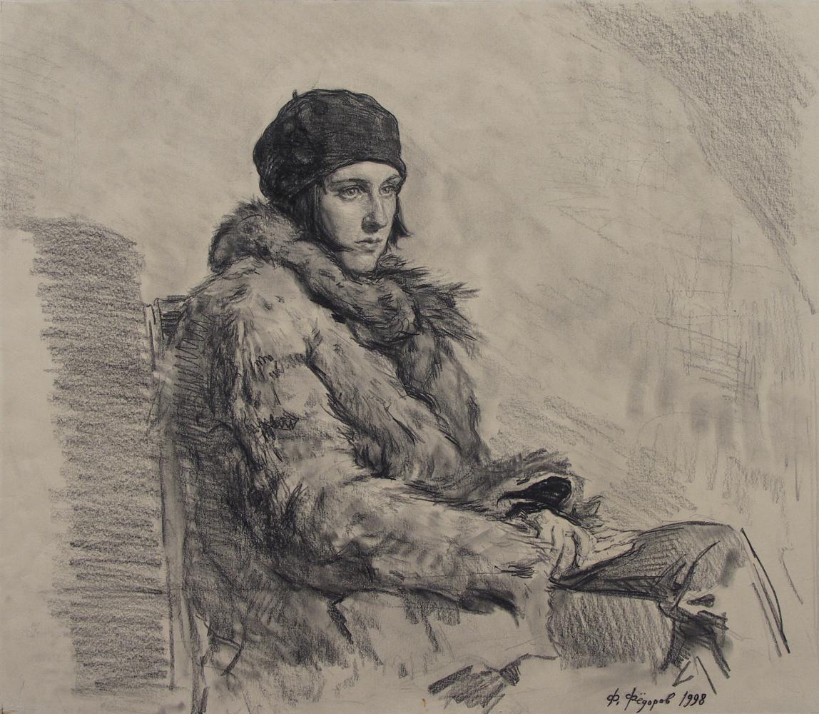 Фёдор Борисович Фёдоров. Anya Krylova
