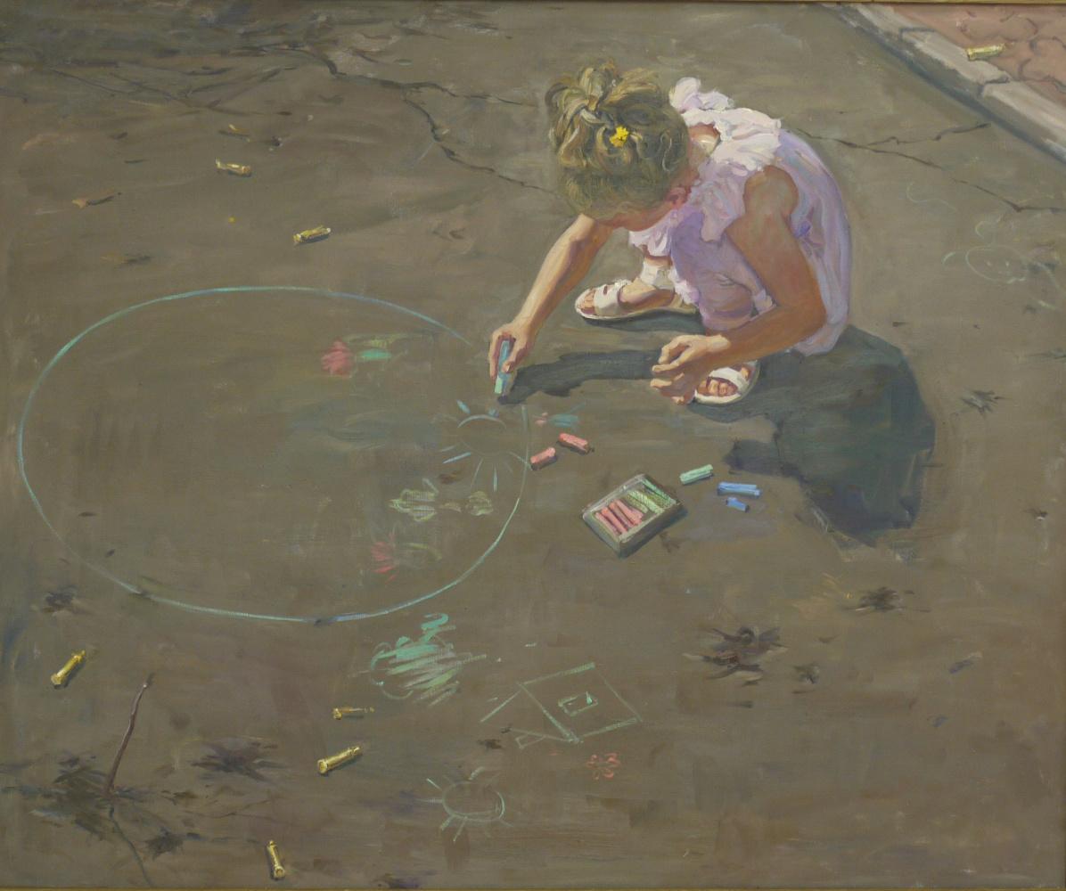 Alexey Kryukov. In a minute of silence