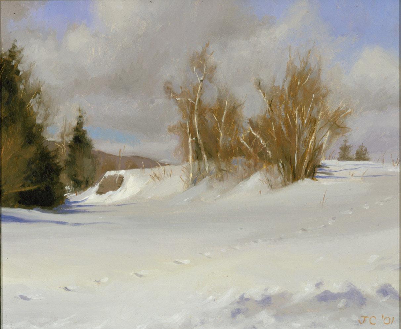 Иаков Коллинз. Снег