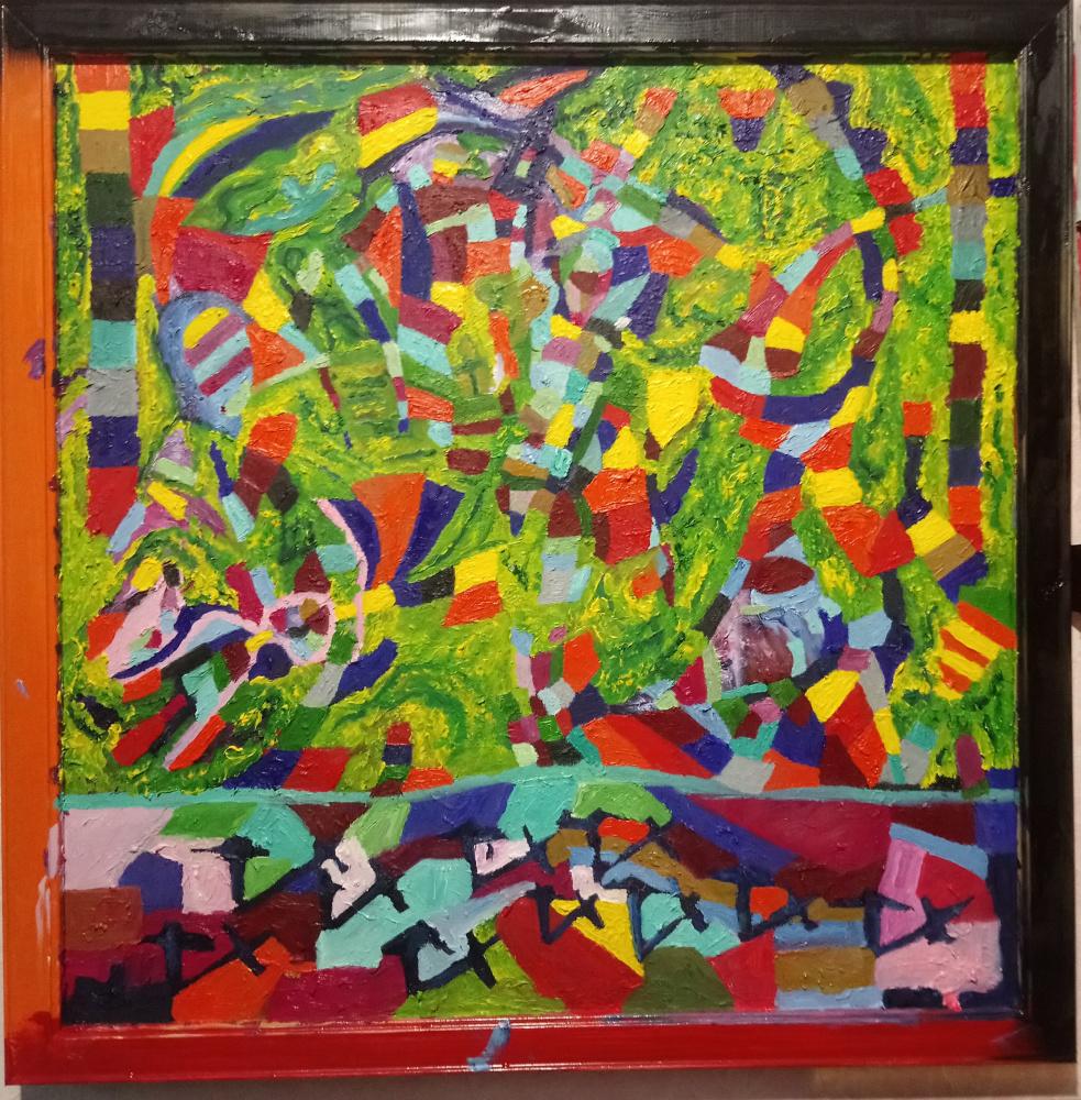 Pavel Puzyr. The power of art