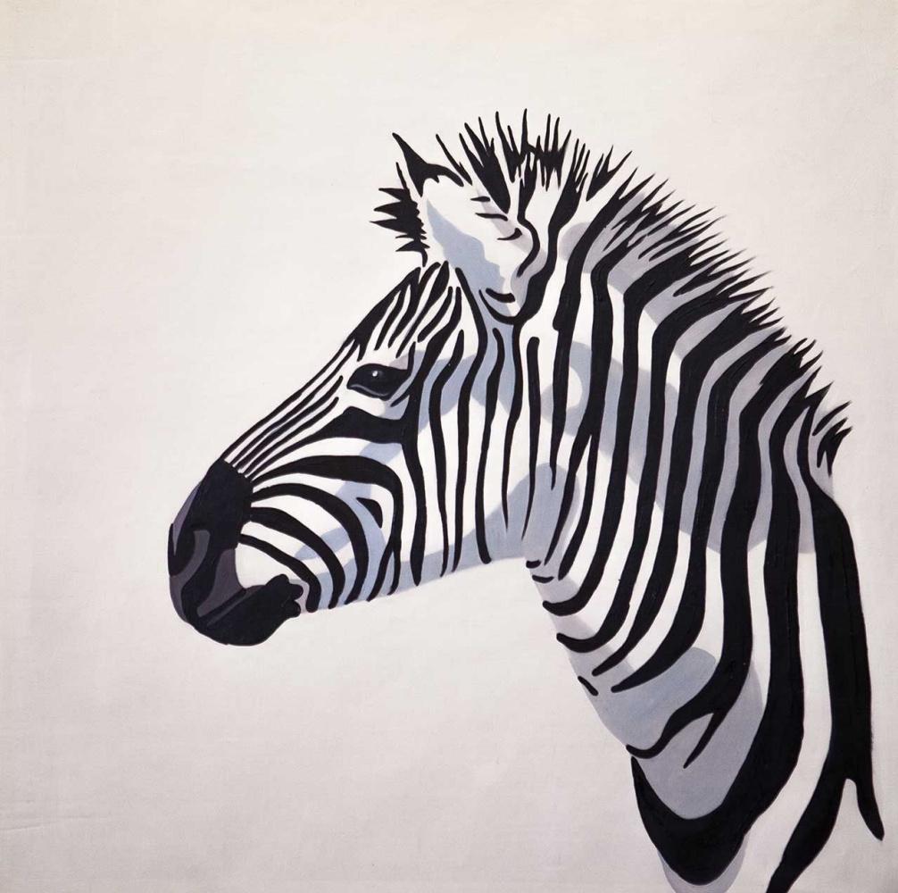 (no name). Zebras. Original color N5