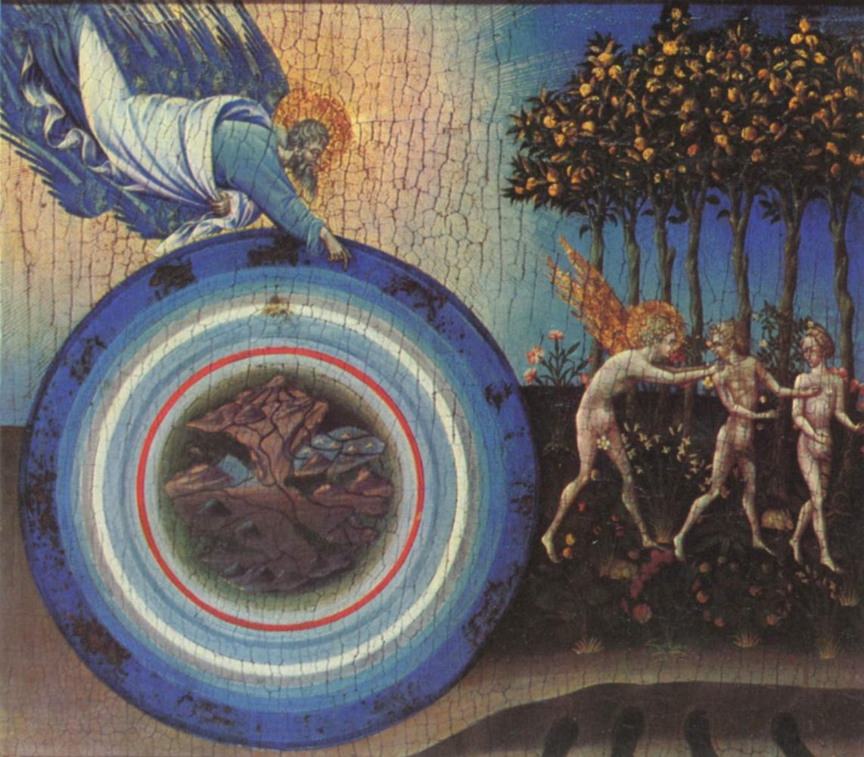 Джованни ди Паоло. Изгнание из рая