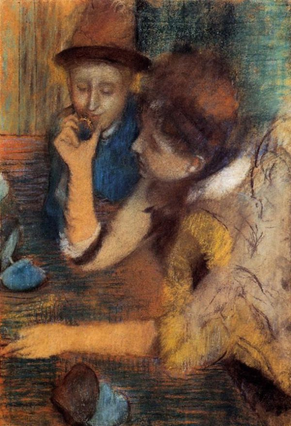 Edgar Degas. Gems