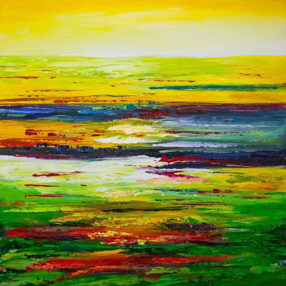 (no name). Mediterranean kaleidoscope. Sunset N2
