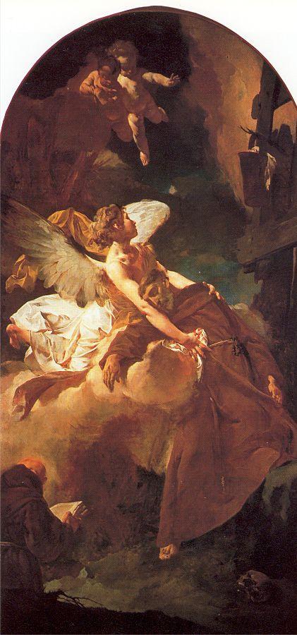 Экстаз Святого Франциска